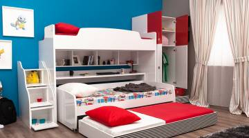 Teen Rooms