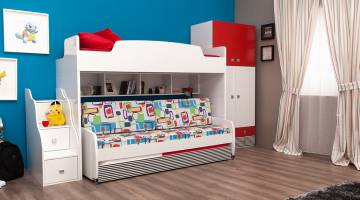 Twin Bunk Set